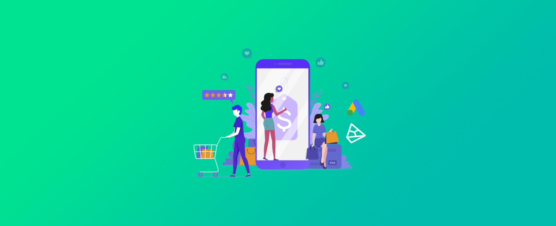Estrutura Pareto de Google Shopping – Finalista no Google Awards 2017 e 2018