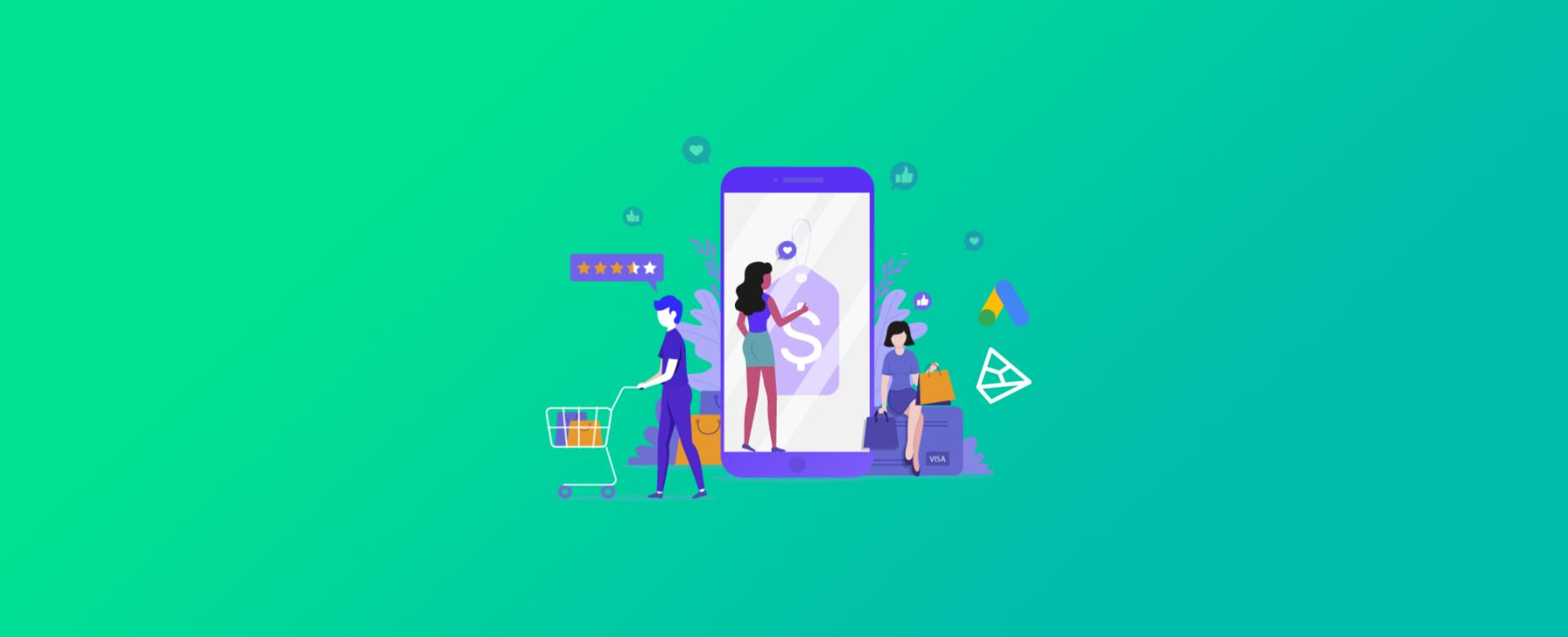 Estrutura Pareto de Google Shopping – Finalista no Google Awards 2017 e 2018